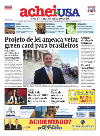 AcheiUSA 454 by AcheiUSA Newspaper - issuu 81c62a4b0a6a6