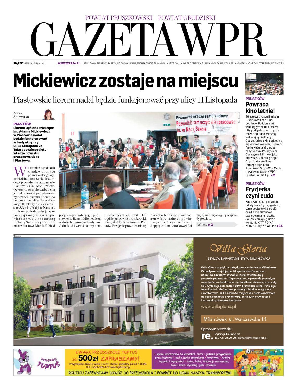 Wpr216 By Gazeta Wpr Issuu