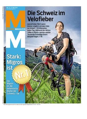 Migros Magazin 22 2013 d VS by Migros Genossenschafts Bund