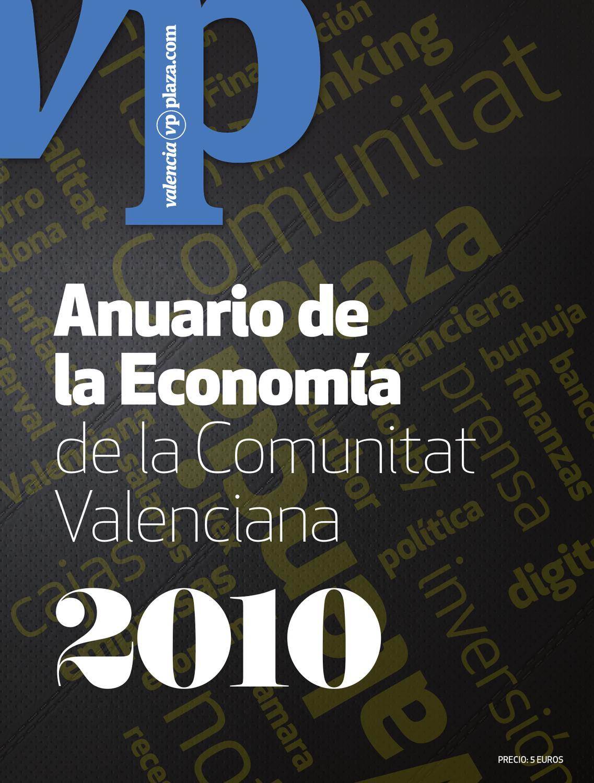 Anuario de la Economía de la Comunidad Valenciana 2010 by Valencia ...