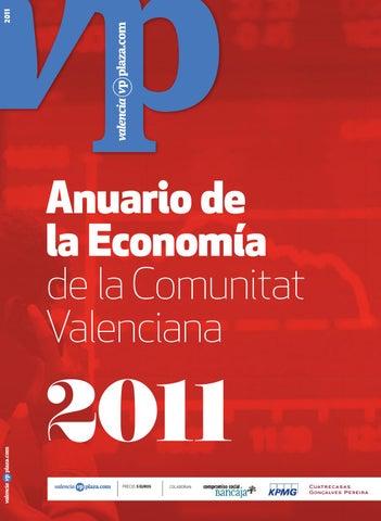 b58265e341e Anuario de la Economía de la Comunidad Valenciana 2011 by Valencia ...