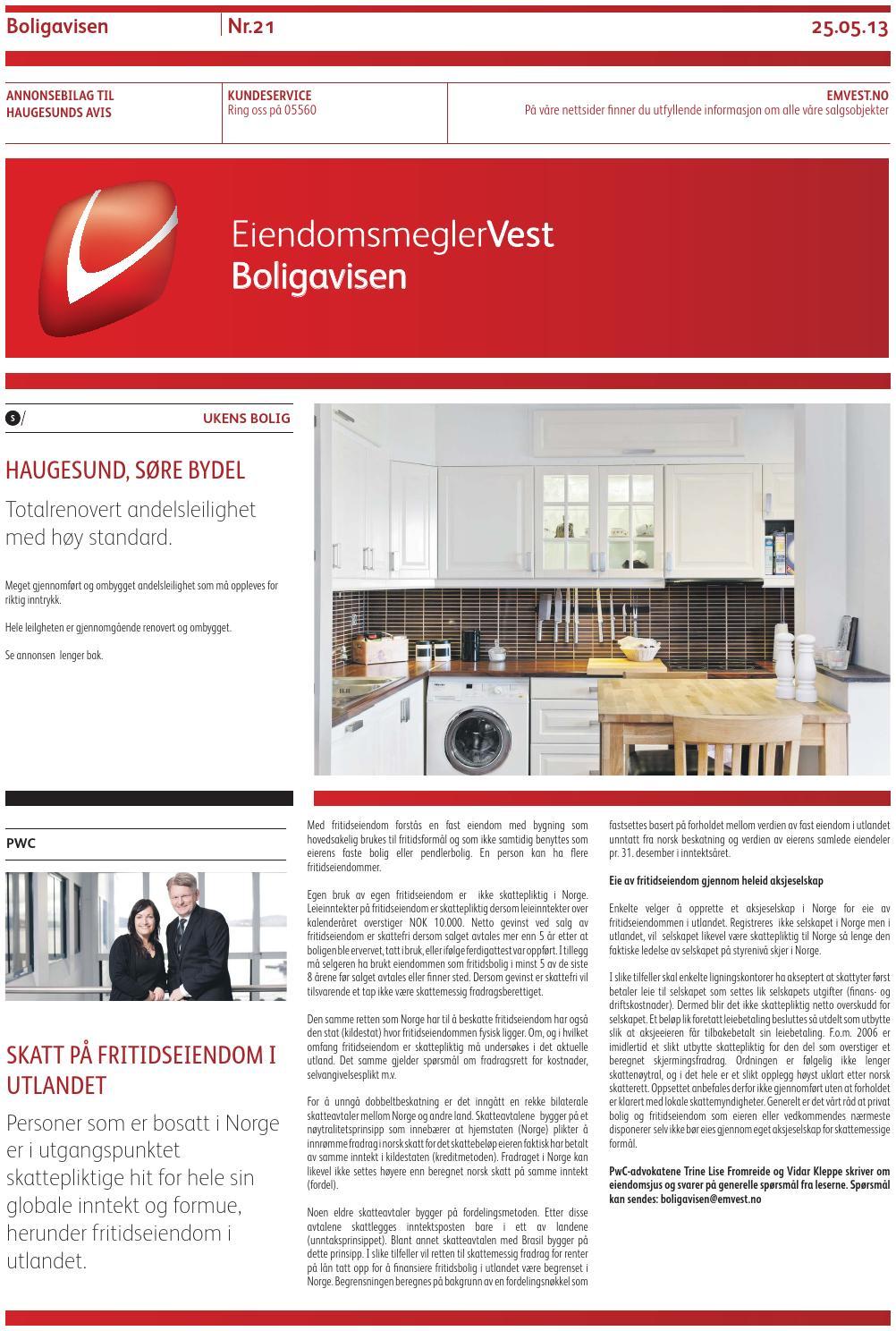 Emvest 21 2013 by h-avis.no - issuu