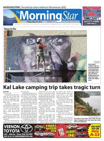 Vernon Morning Star, May 24, 2013
