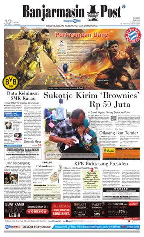 aa4a04756f Banjarmasin Post edisi cetak Sabtu