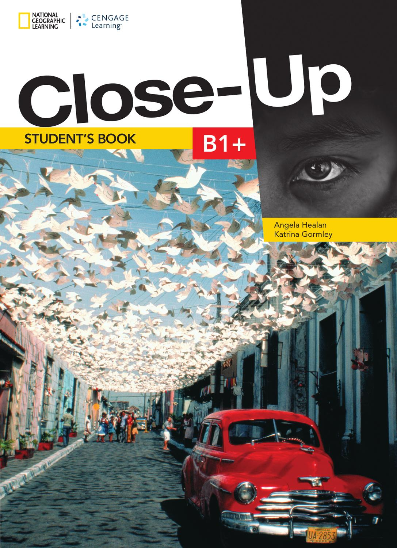 A Close Up Of Bad Makeup: Close-Up B1+: Get Close To English Through A Close-Up On