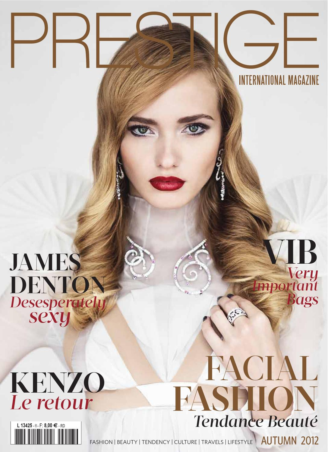 0dfecb20d PRESTIGE INTERNATIONAL AUTUMN 2012 /8 by PRESTIGE INTERNATIONAL MAGAZINE -  issuu