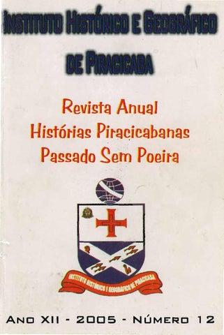 fab3a904749db Revista do IHGP - Vol. 12 by Instituto Histórico e Gográfico de ...