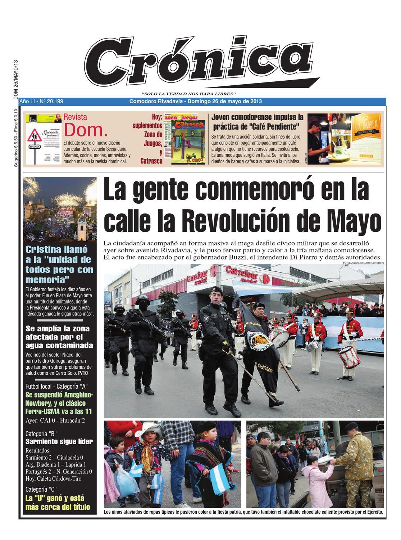 2be0c4fd37b15df87a0bd3f5c5c6cc6e by Diario Crónica - issuu
