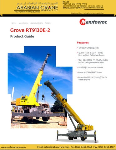Grove-RT9130E-2-Product-Guide by Felix Abad - issuu