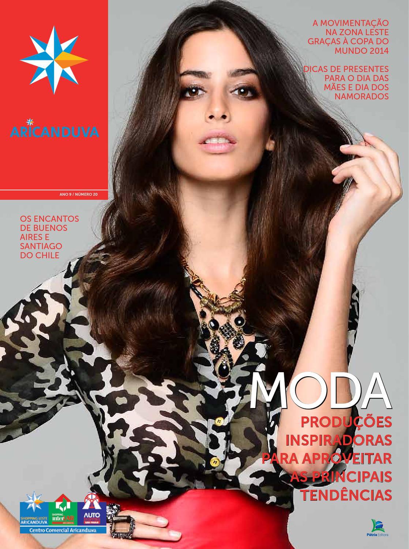 Revista Shopping Aricanduva - Nº 20 by Shopping Aricanduva - issuu c03b945a4d479