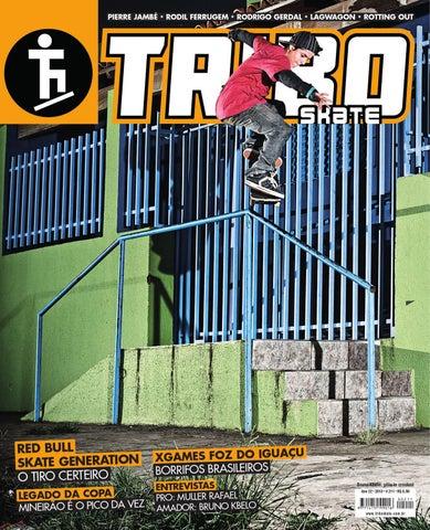 8e00910649181 Tribo Skate Edição 211 by Revista Tribo Skate - issuu