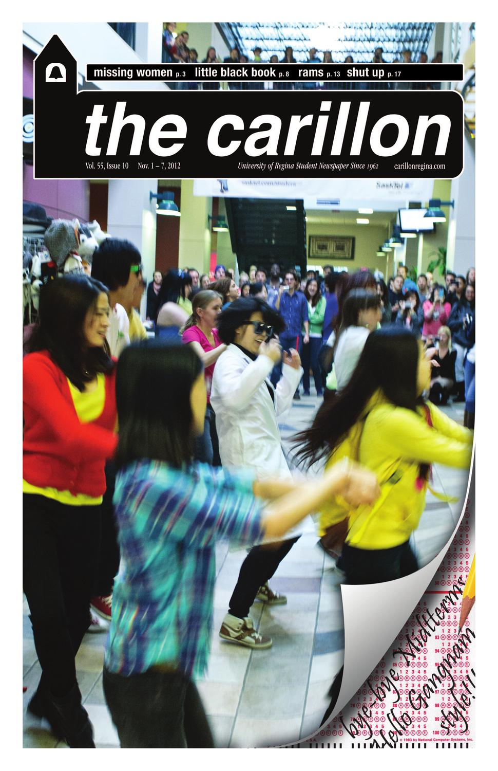 Nov1final by The Carillon Newspaper - issuu
