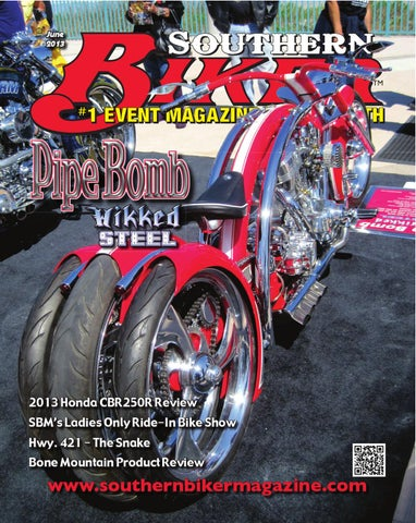 Southern Biker Magazine June 2013 By Kristin Gracy Issuu