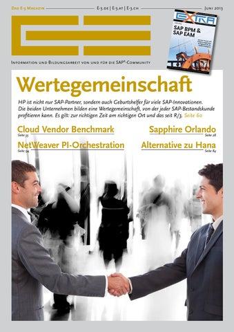 1acf52fcce0ec2 E-3 Magazin Juni 2013 by B4Bmedia.net AG - issuu