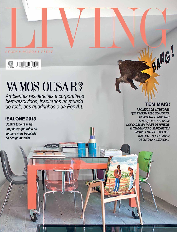 Revista Living - Edição nº 22 - Maio de 2013 by Revista Living - issuu 2e019a4c2b