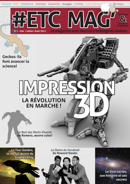Mag'Votre Magazine Nouveau GénéraleBy Etc Culture Djinnzz De 54ARLj3