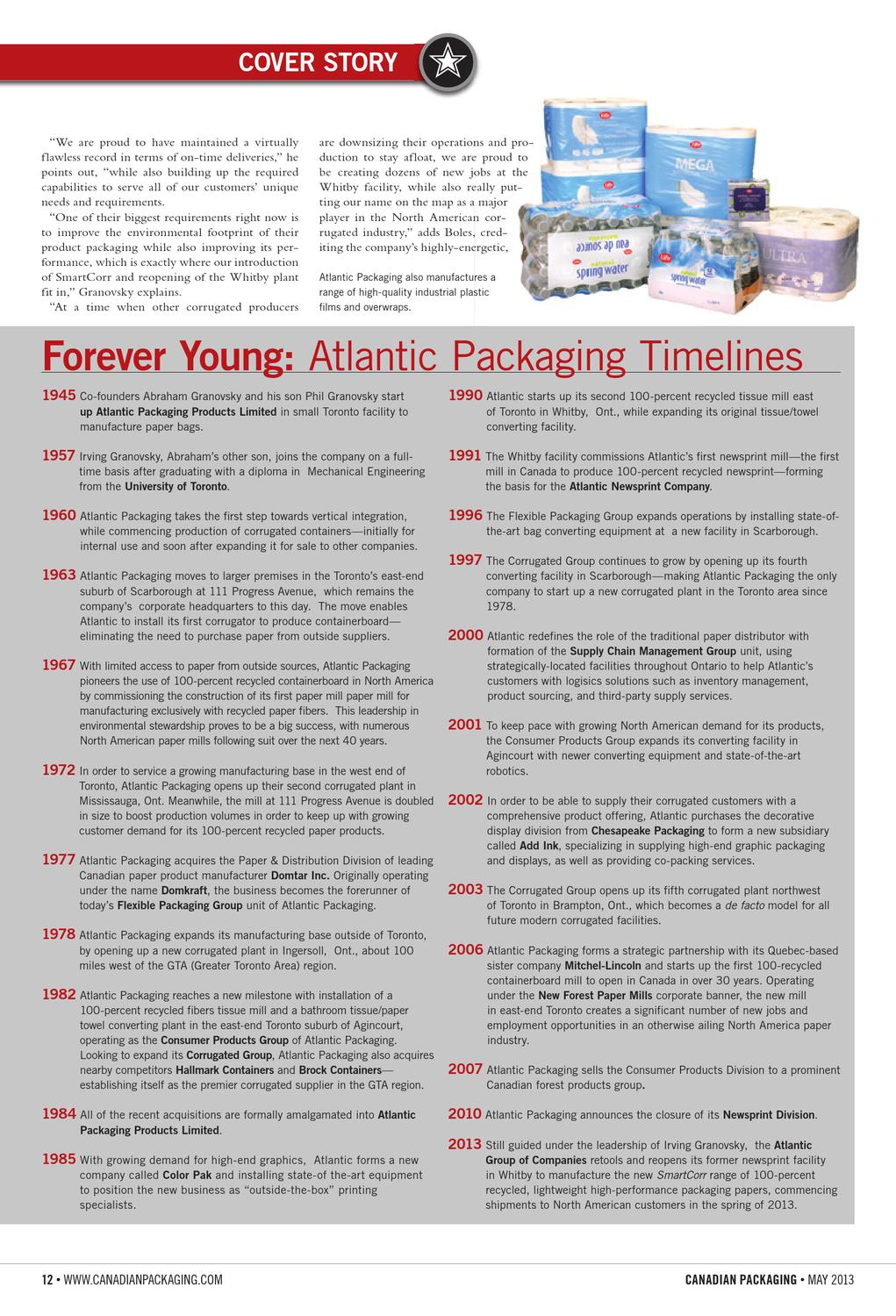 Canadian Packaging May 2013 by Annex Business Media - issuu