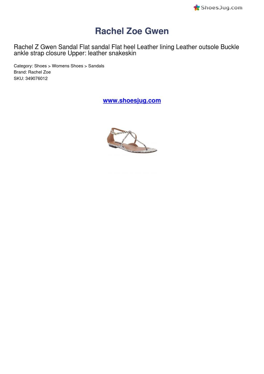 99df2245a Rachel Zoe Gwen Shoesjug Review 3120 by mike regot - issuu