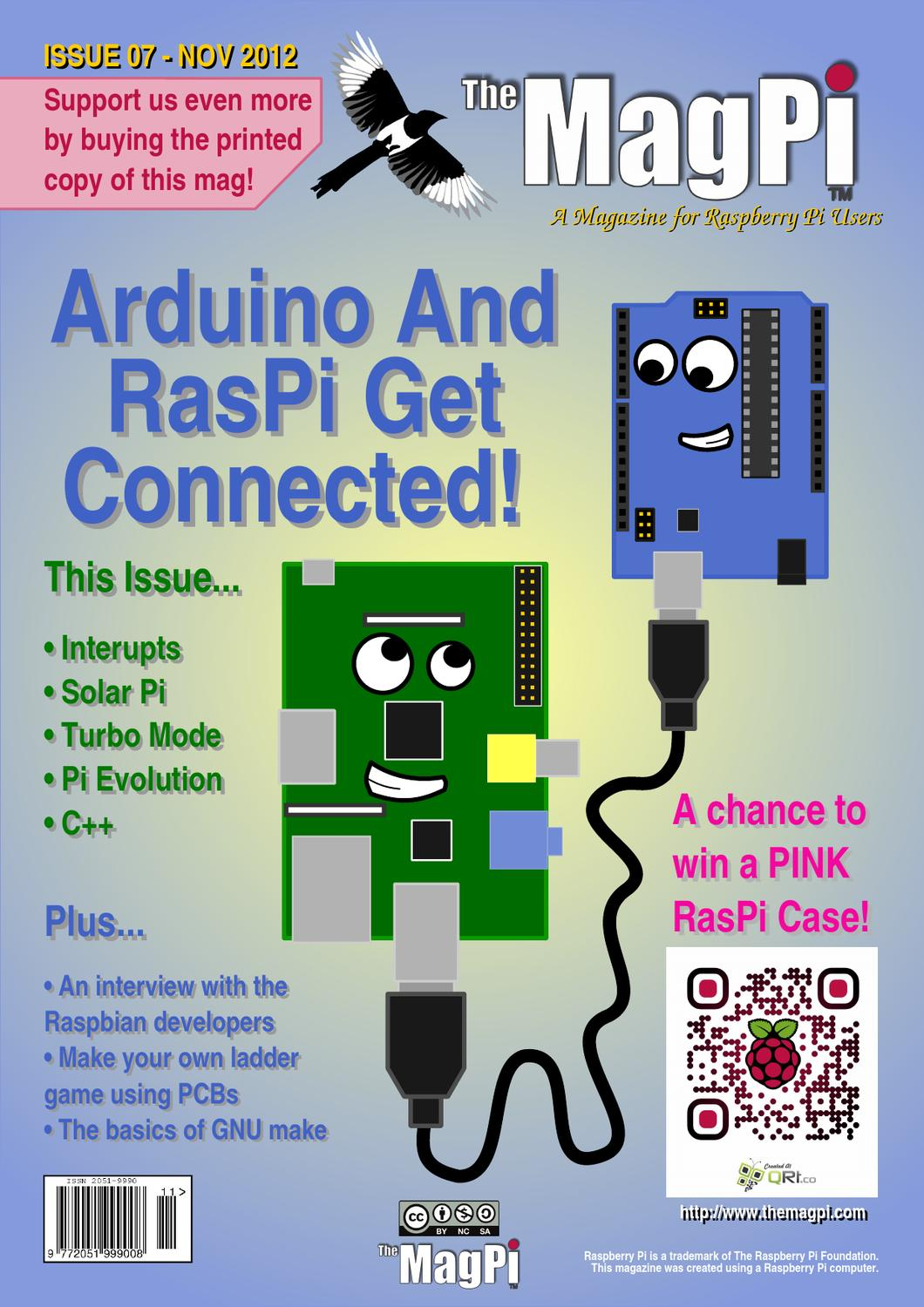 The Magpi Issue 7 By Issuu Wiringpi Spi Clock