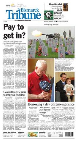 bismarck tribune may 28 2013 by bismarck tribune issuu