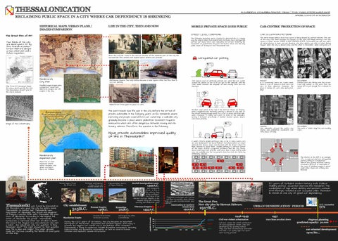 Urban Design Master Thesis - Presentation Panels By Alexandros Stogiannis -  Issuu