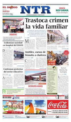 De Comunicación Diario El Ntr Issuu Medios By KulF13TJc