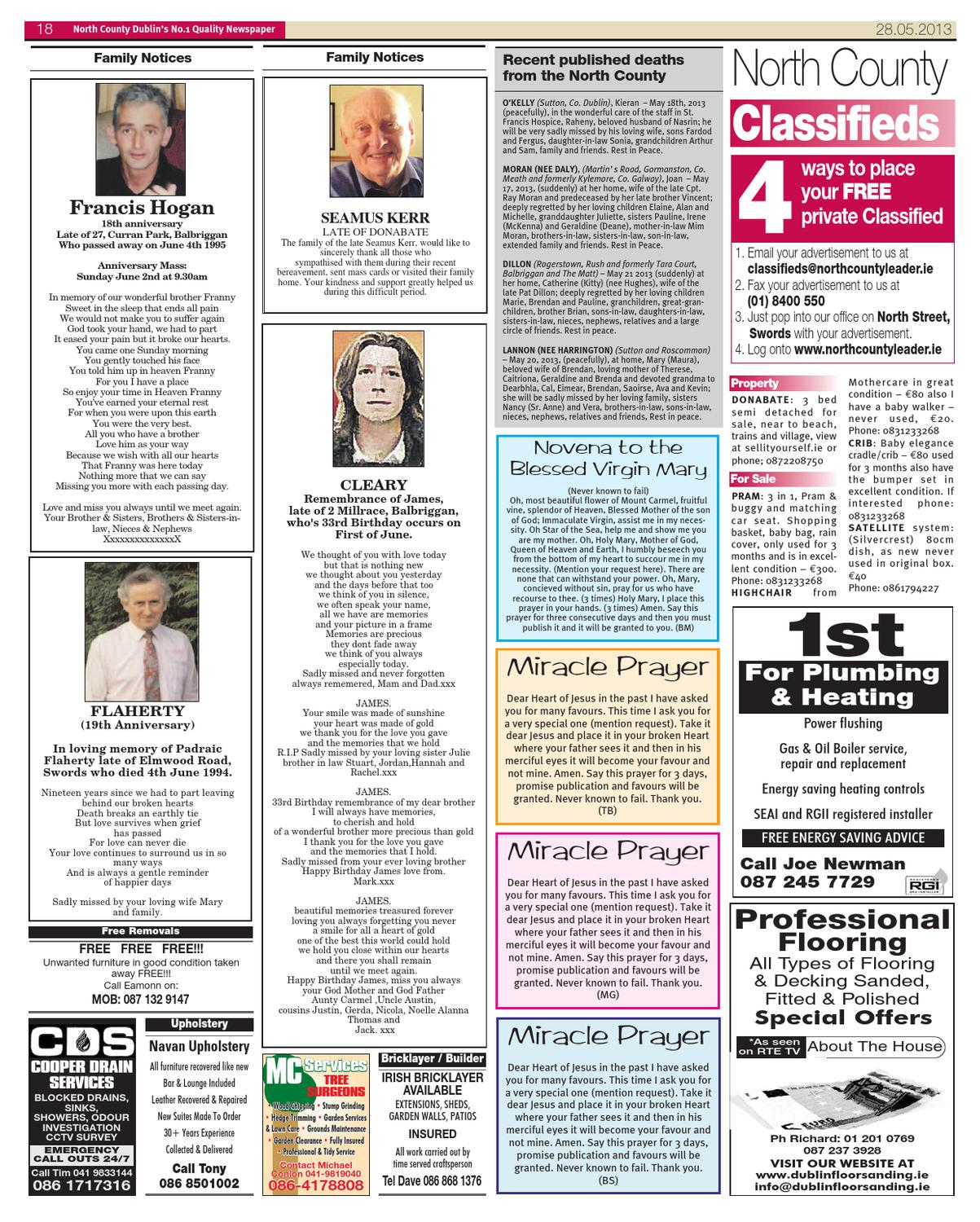 North County Leader 28th May 2013 by sean fitzmaurice - issuu