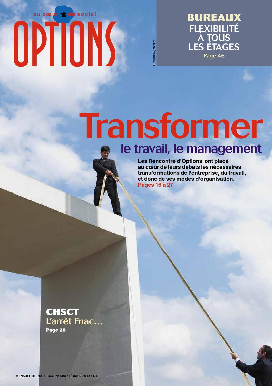 N°584Transformer by management Options le travaille NwknZ80XOP