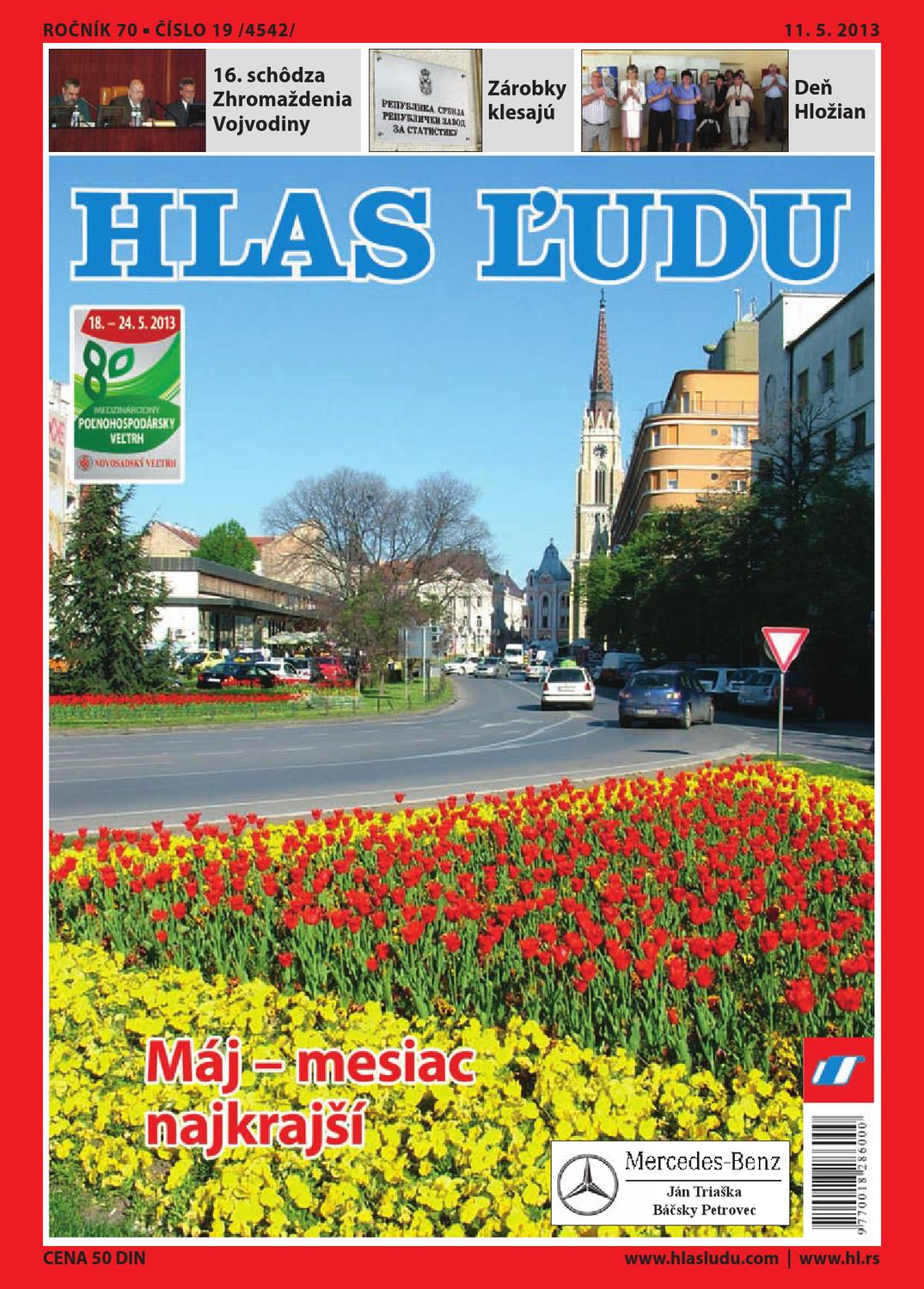 19 2013 by NVU Hlas ľudu - issuu 0a373505a28