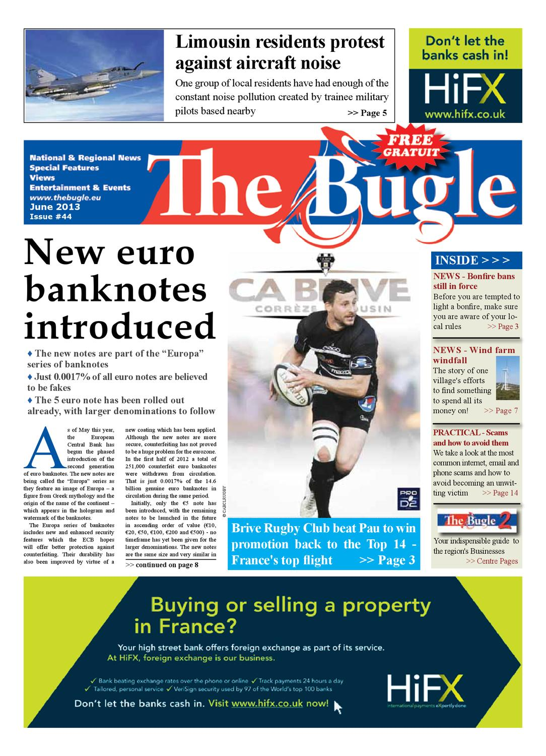 The Bugle June 2013 By The Bugle Issuu