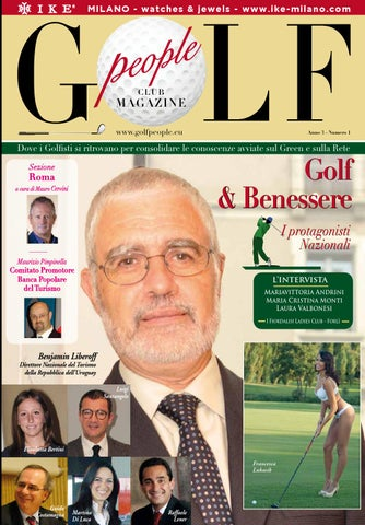 Golf People Club Magazine N7 by Golf People - issuu 599e6e8d2886