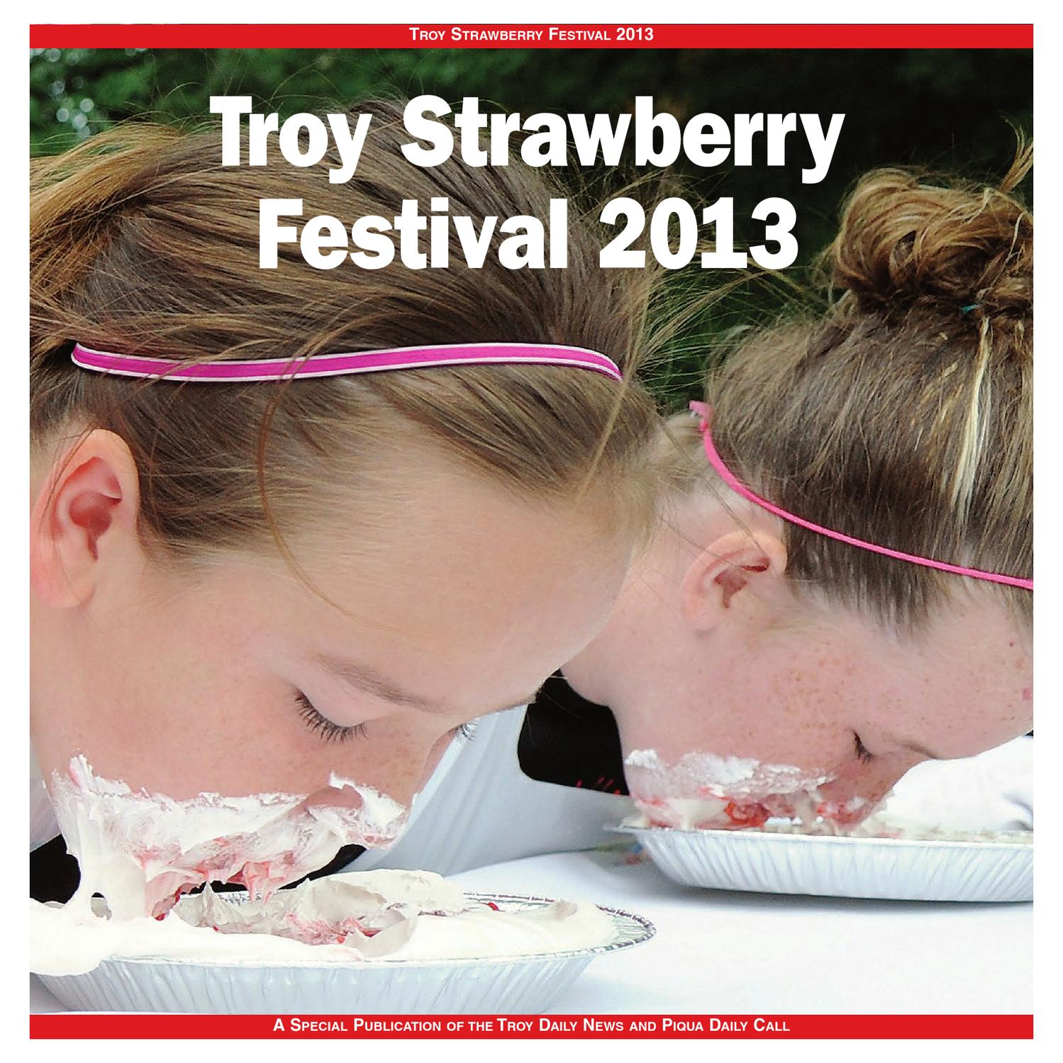 troy strawberry festival 10k