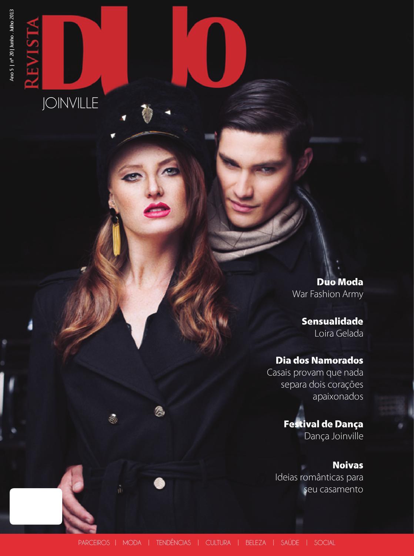 9566e6feeb Revista Duo - 020 by Monograma Design - issuu