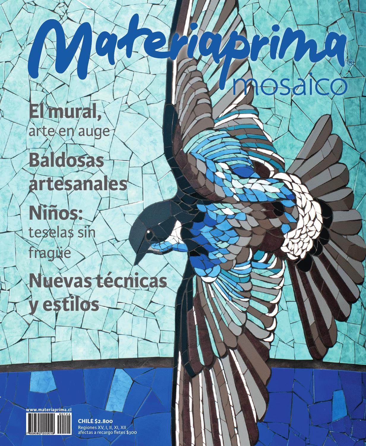 Nº 124 Mayo 2013 - Mosaico by Materia Prima - issuu
