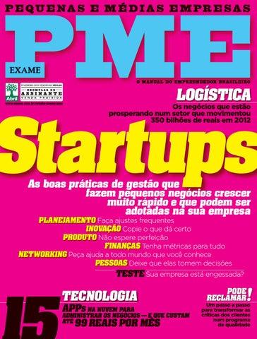 14bea424d8f Revista EXAME PME 58 by Revista EXAME - issuu