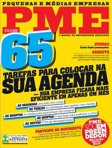aae1217e0bcd9 Revista EXAME PME 59 by Revista EXAME - issuu
