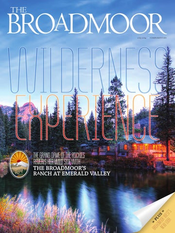 0f89c4a7c93 The Broadmoor 2013-2014 by Hungry Eye Media - issuu