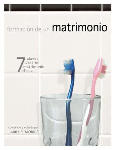 Formación De Un Matrimonio By Jose Pacheco Issuu