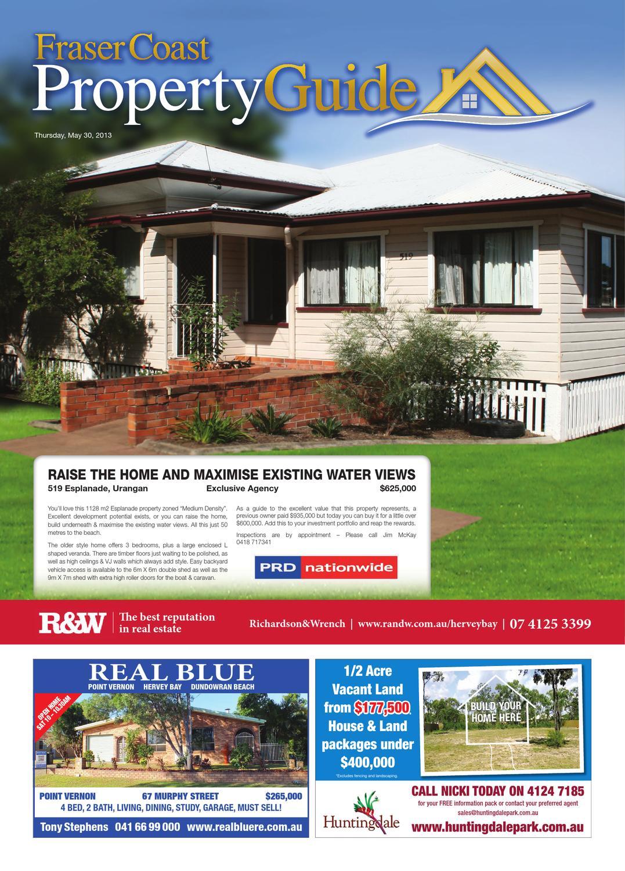 Fraser coast property guide