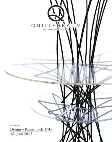 Auction 109 Catalogue Quittenbaum Art Auctions By Quittenbaum