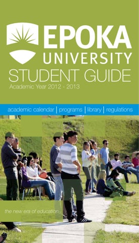 Student Guide 2012 2013 By Eduard Pagria Issuu