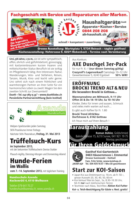Auto kaufen in Rickenbach: 41 Fahrzeuge im Automarkt