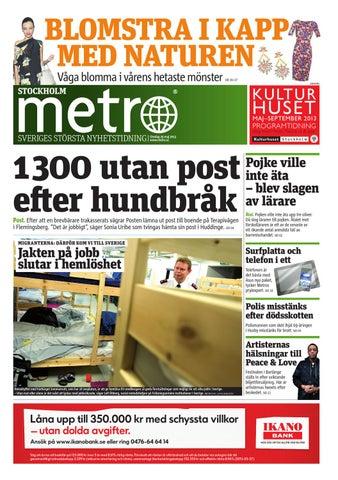 20130529 se stockholm by Metro Sweden - issuu 5c974ca2ae7c8