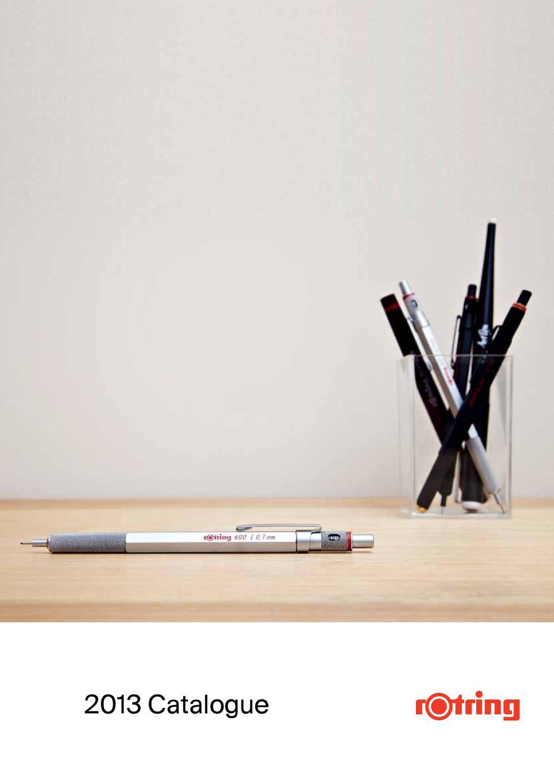 0,35 mm ROTRING Tikky Hi-Polymer Pencil Lead HB S0312410