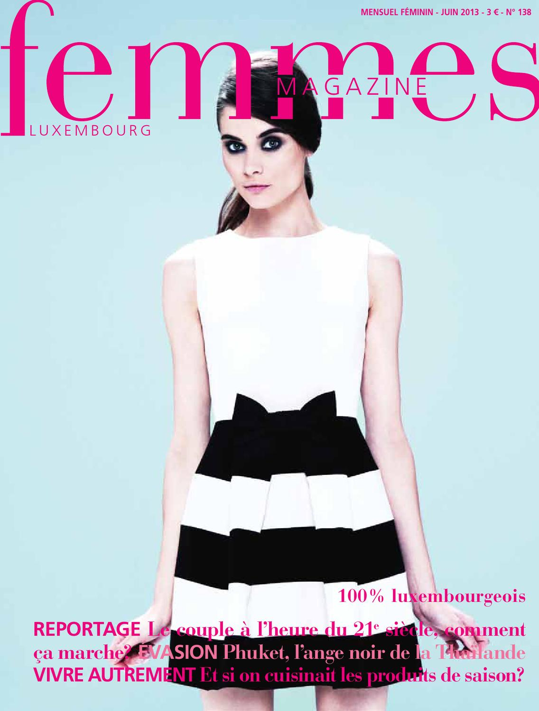 Femmes Magazine 138 - juin 2013 by alinea communication - issuu 791e65324b69