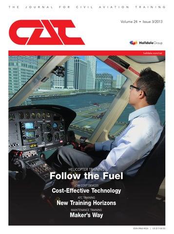 CAT Magazine - Issue 3/2013 by Halldale Media - issuu