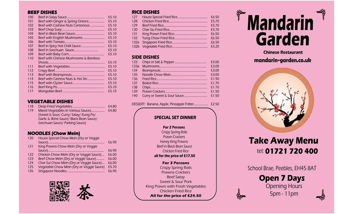 Seductive Mandarin Garden Peebles Takeaway Menu May  By Gil Gillies  Issuu With Hot Garden Metal Gate Besides Garden Bench Wood Furthermore Asda Garden Lights With Charming The Rock Garden Torquay Also Garden Inn Luton In Addition Outdoor Garden Supplies And Garden Art Paintings As Well As Hatton Garden Metals Gold Prices Additionally Covent Garden Tube Station Map From Issuucom With   Hot Mandarin Garden Peebles Takeaway Menu May  By Gil Gillies  Issuu With Charming Garden Metal Gate Besides Garden Bench Wood Furthermore Asda Garden Lights And Seductive The Rock Garden Torquay Also Garden Inn Luton In Addition Outdoor Garden Supplies From Issuucom