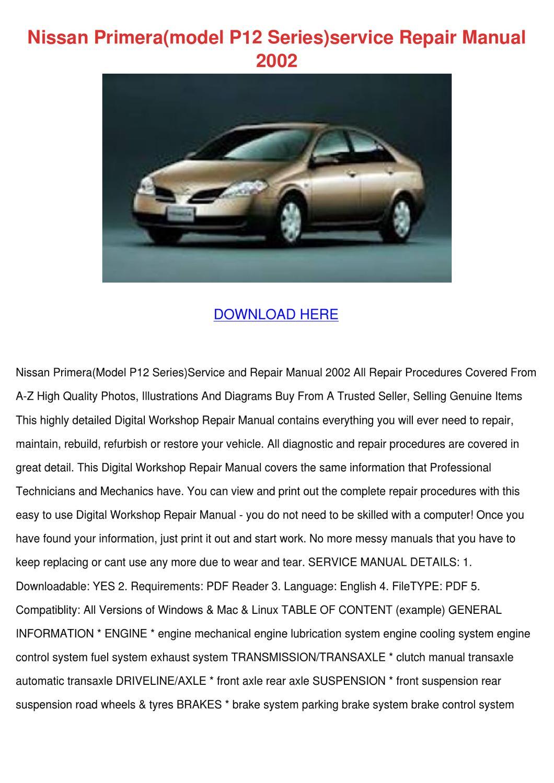 Nissan Rogue Service Manual: Headlining
