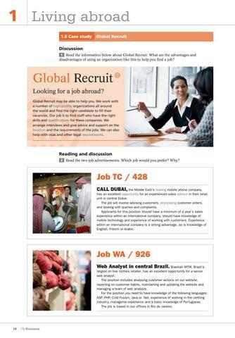 Global Pre-intermediate Students Book