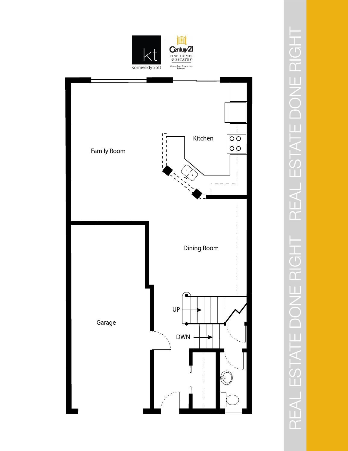 floor plans by the kormendy trott team issuu 474 collis court floor plan ground floor